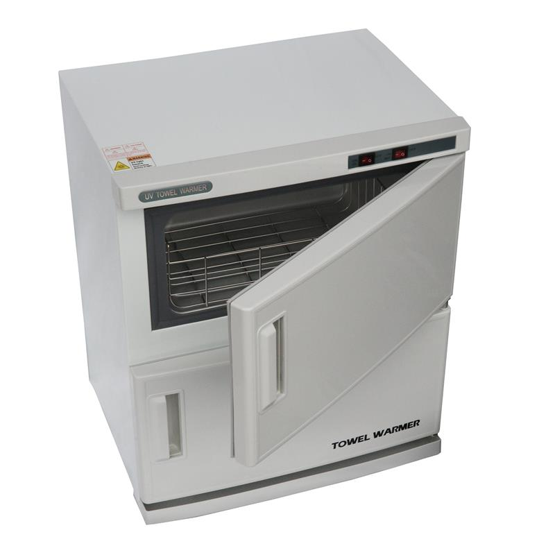 Dual Compartment UV Towel Warmer S/O Image 1