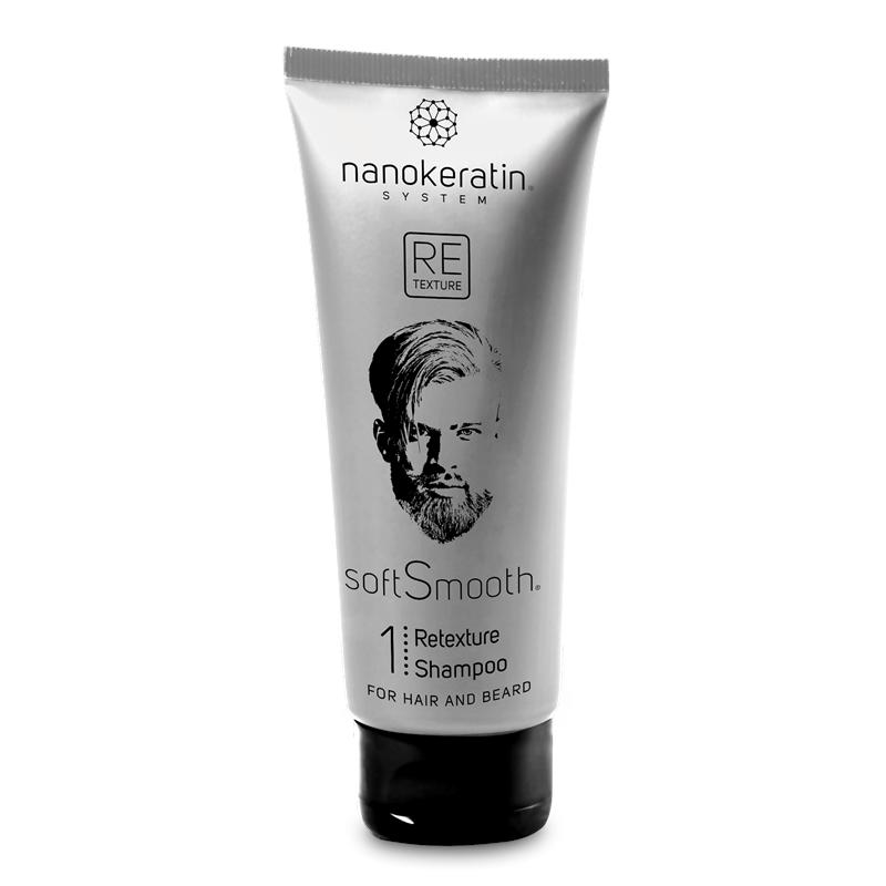 Nanokeratin Retexture Shampoo 100ml Image 1