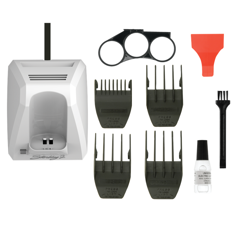 Sterling 2 Trimmer Kit with Neck Brush Thumbnail Image 2