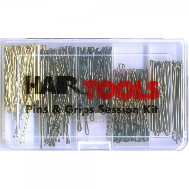 Hair Tools Pins & Grips Session Kit Thumbnail Image 0