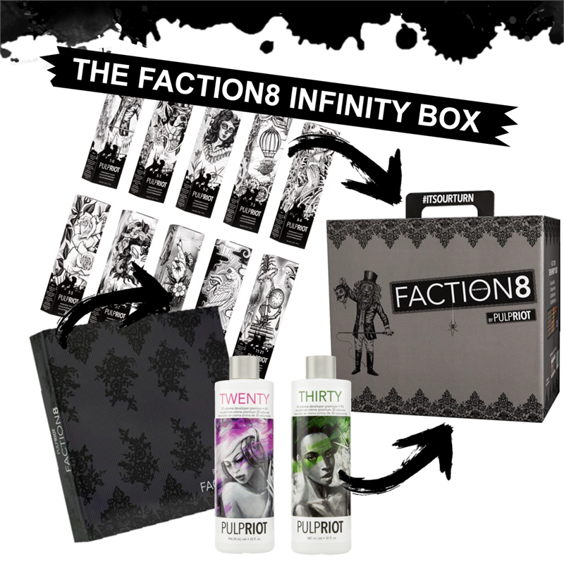 Faction 8 Infinity Box Deal Image 1