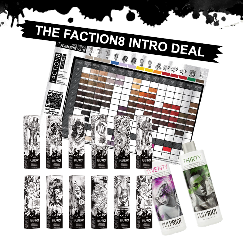 Faction 8 Intro Deal Image 1