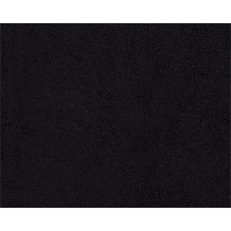 Bleach Resistant Towel Black 12pk Thumbnail Image 1