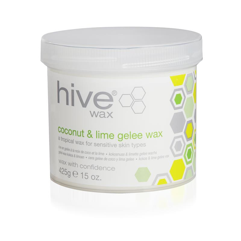 Options Coconut & Lime Gelee Wax 425g Image 1