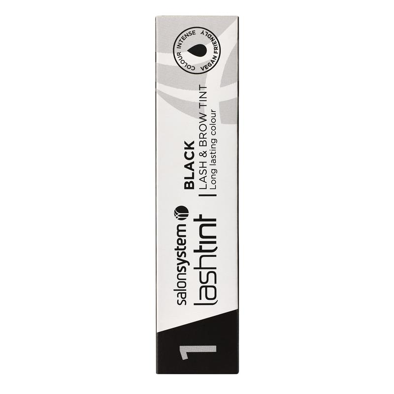 Salon System Black Tint 15ml  Thumbnail Image 0