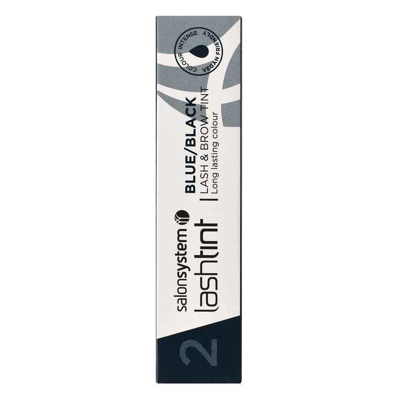 Salon System Blue/Black Tint 15ml Thumbnail Image 0