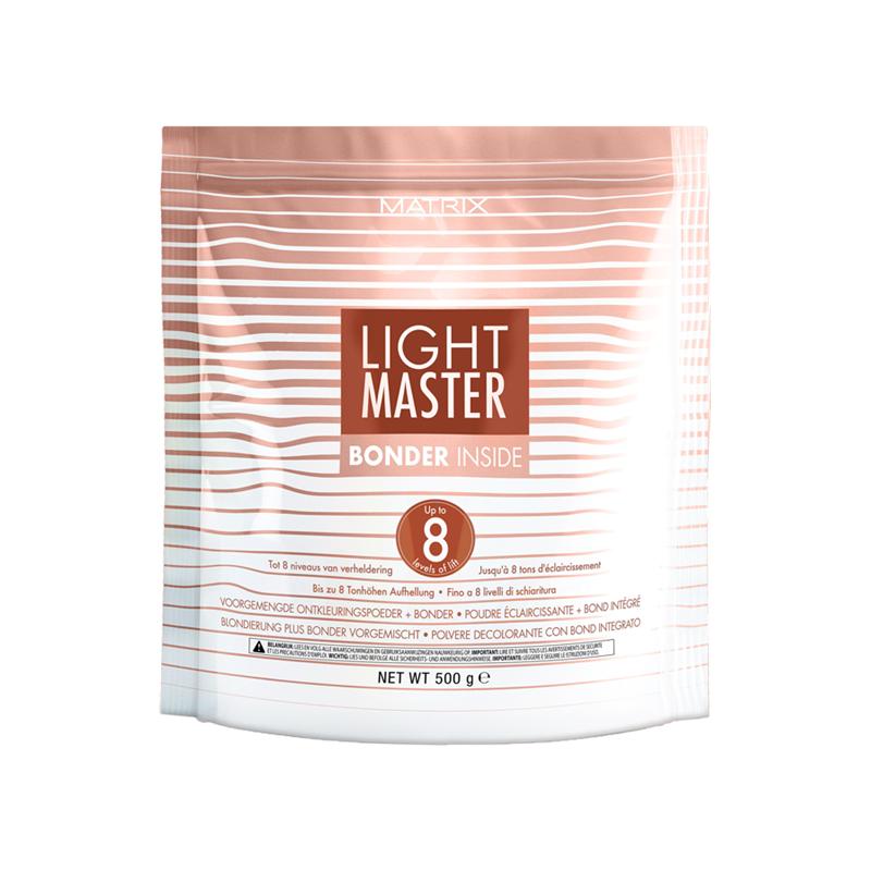 Light Master Level 8 lightening powder with bonder inside 500g Thumbnail Image 0