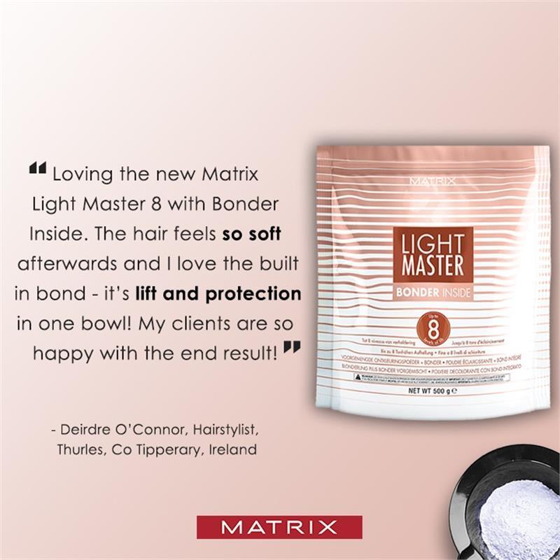 Light Master level 8 lightening powder with bonder inside 500g Thumbnail Image 2
