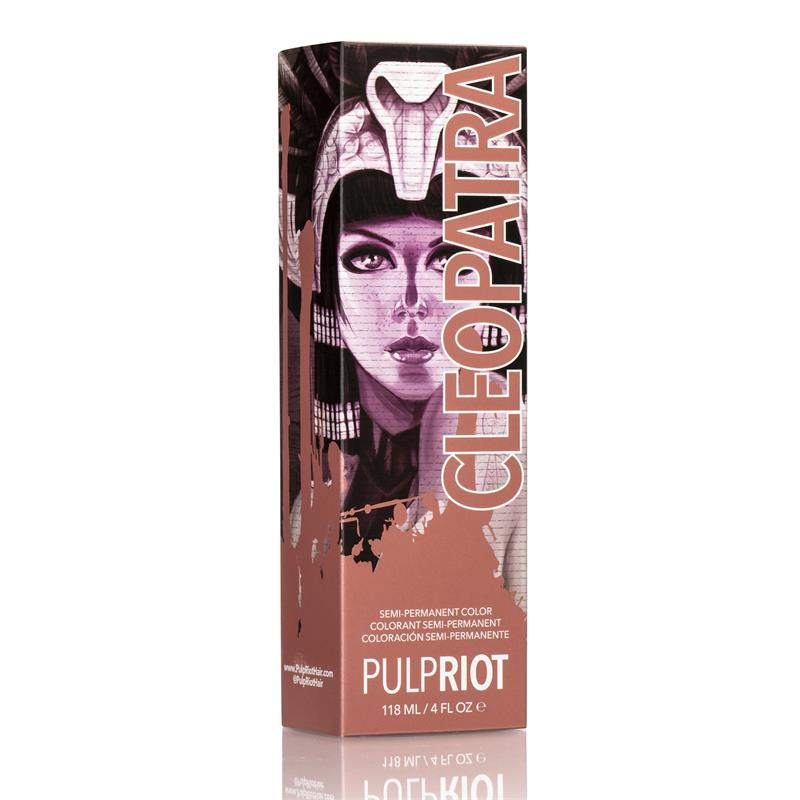 Pulp Riot Heffy's Dusted Rose Kit Thumbnail Image 2
