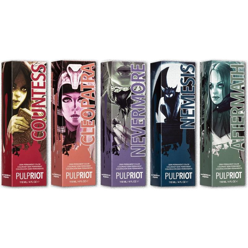 Pulp Riot Raven Collection Image 1
