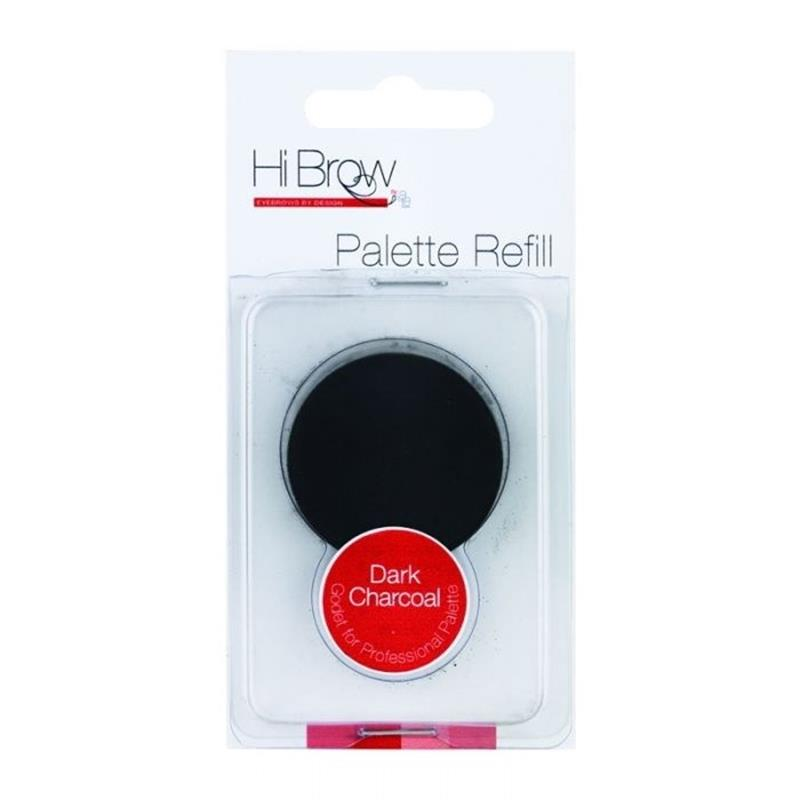 Brow Powder Palette Refill-Charcoal Image 1