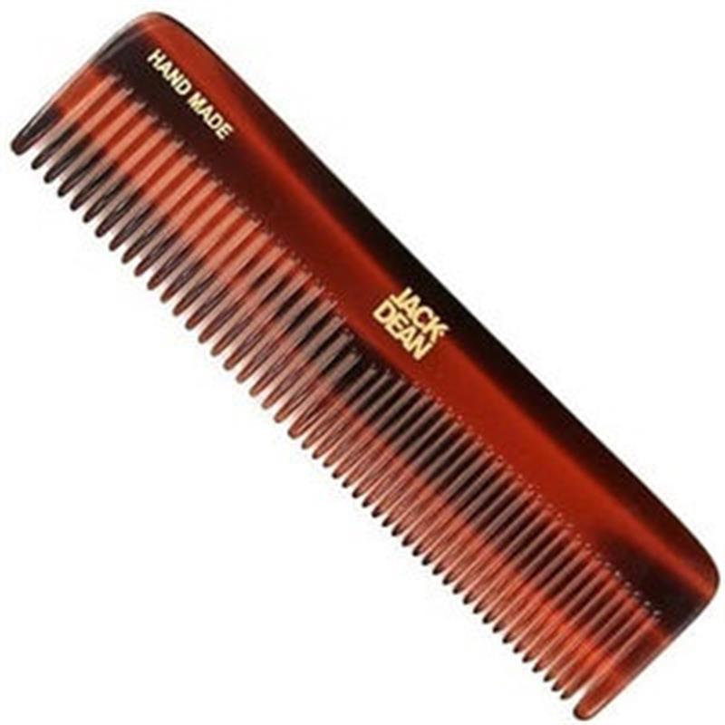 Jack Dean Tortoiseshell Comb Image 1