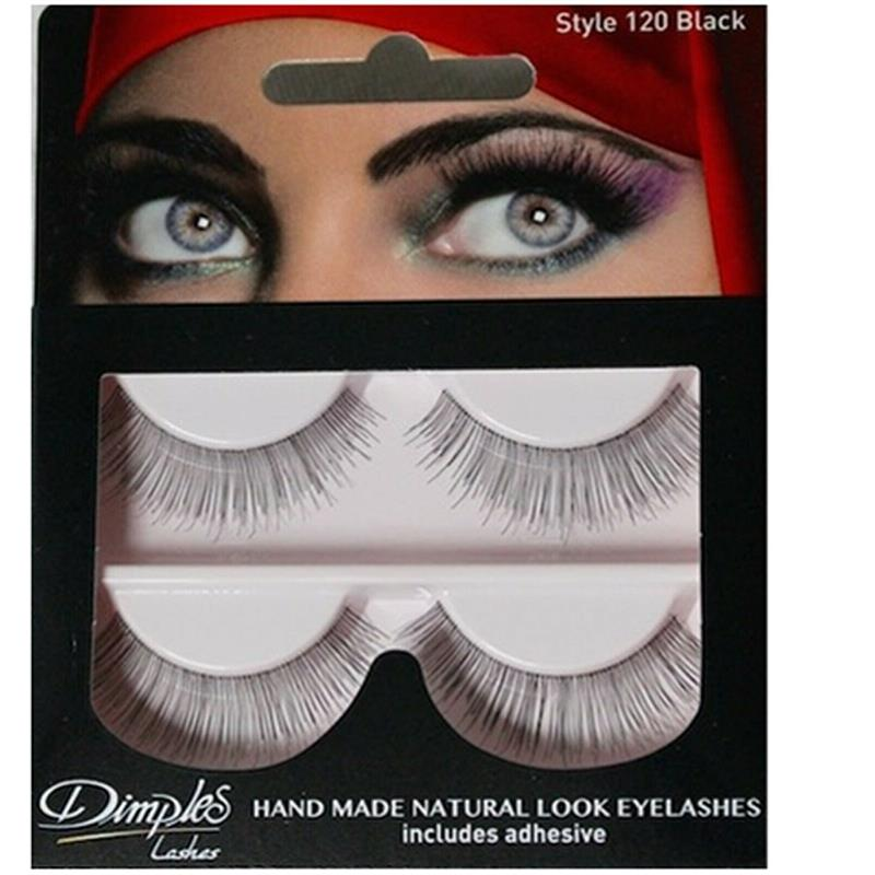 Flair Long Black Lashes  Image 1