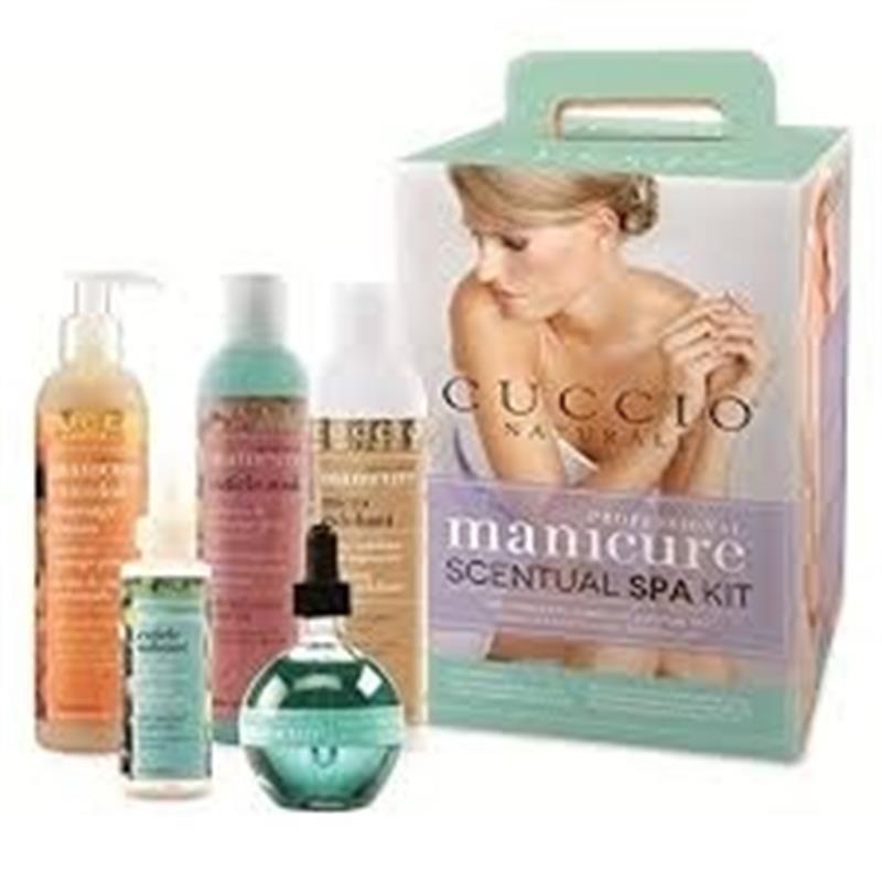 Manicure Scentual Spa Kit Image 1