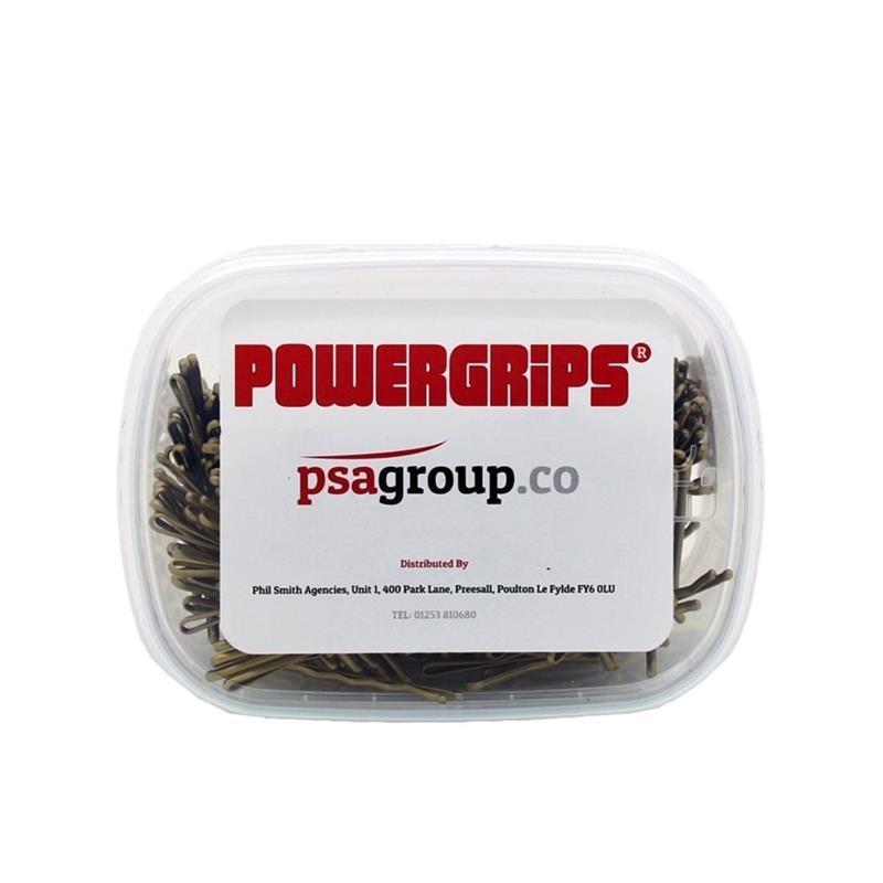 POWERGRIPS 2 Waved Blonde Grips 500 Pack Image 1