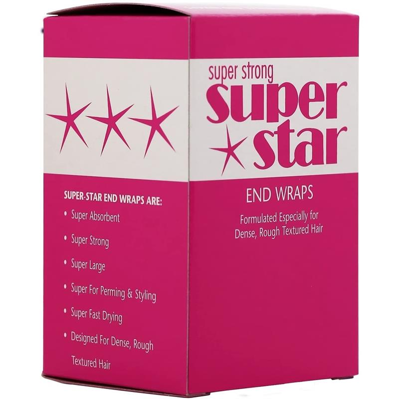 Superstar End Wraps - 1000 Pack Image 1