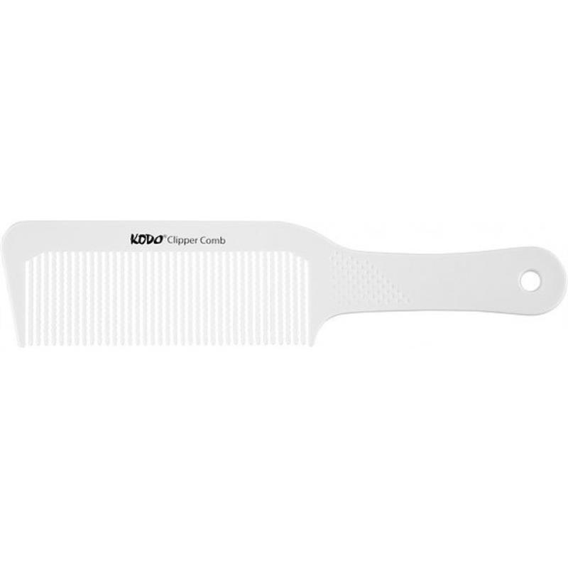 Clipper Comb - White Image 1