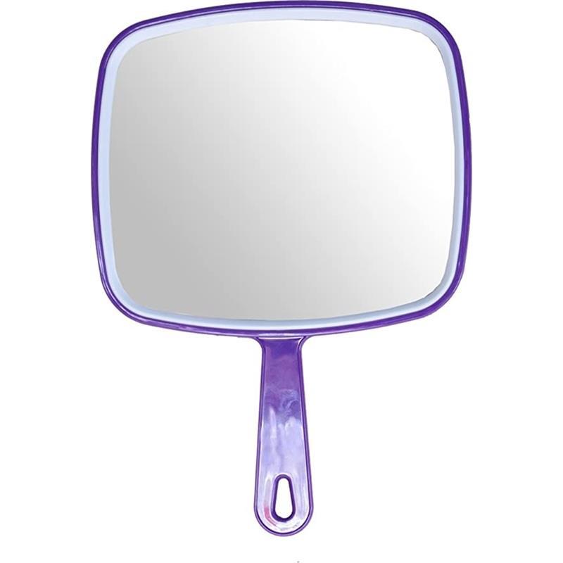 Hand Mirror Purple Image 1