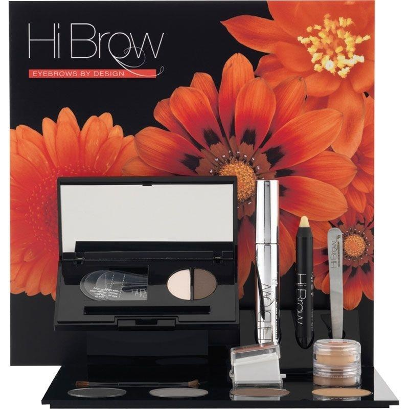 Hi Brow Retail Stand inc testers & products Image 1