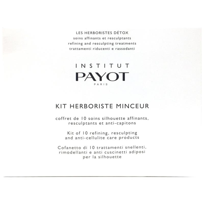 Payot Professional Body Herboriste Detox Package Thumbnail Image 0