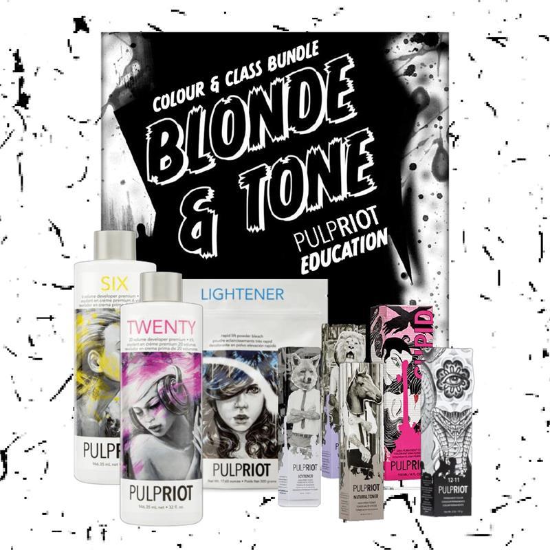Pulp Riot Blonde & Tone Course & Kit Thumbnail Image 7
