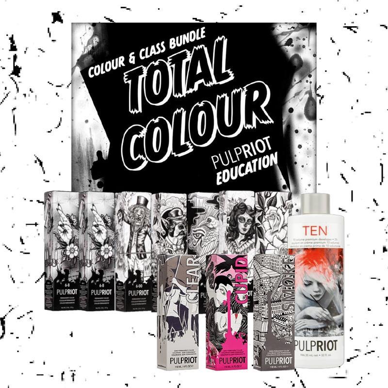 Pulp Riot & Faction 8 Total Colour  Course & Kit  Thumbnail Image 11
