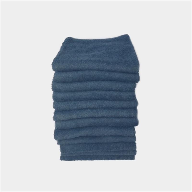 Classic Towel Pewter 12pk  Image 1