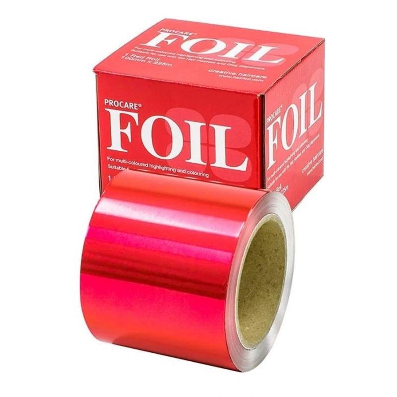Procare Red 225m Foil Image 1