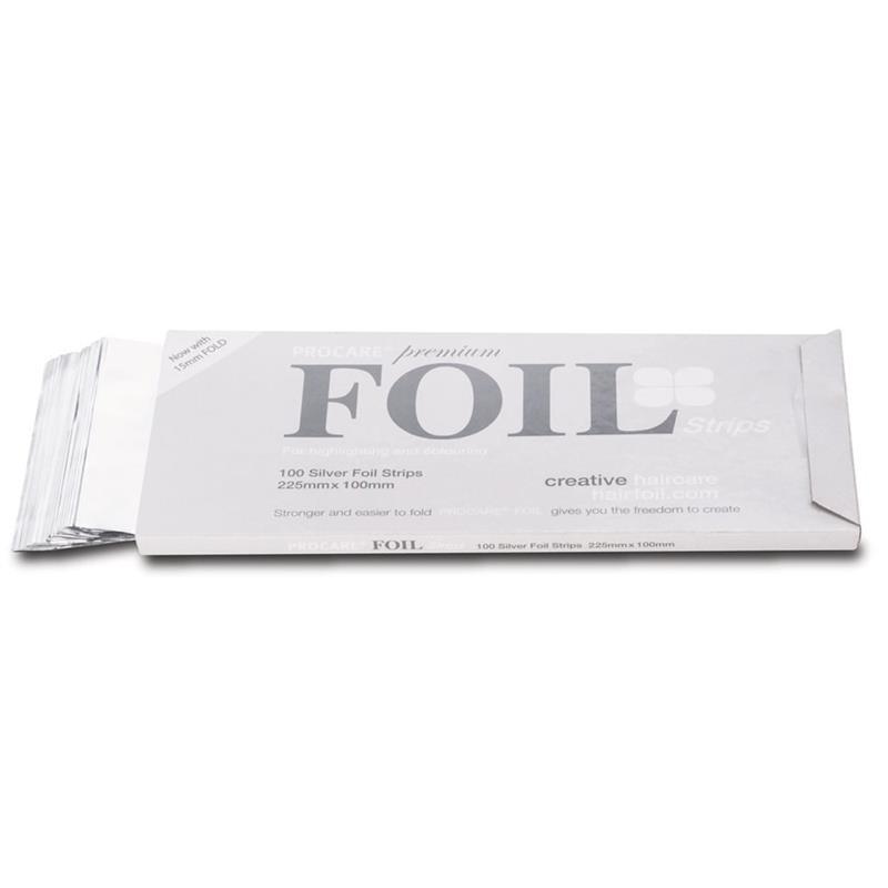 Foil Strips Large 100 Pack Image 1