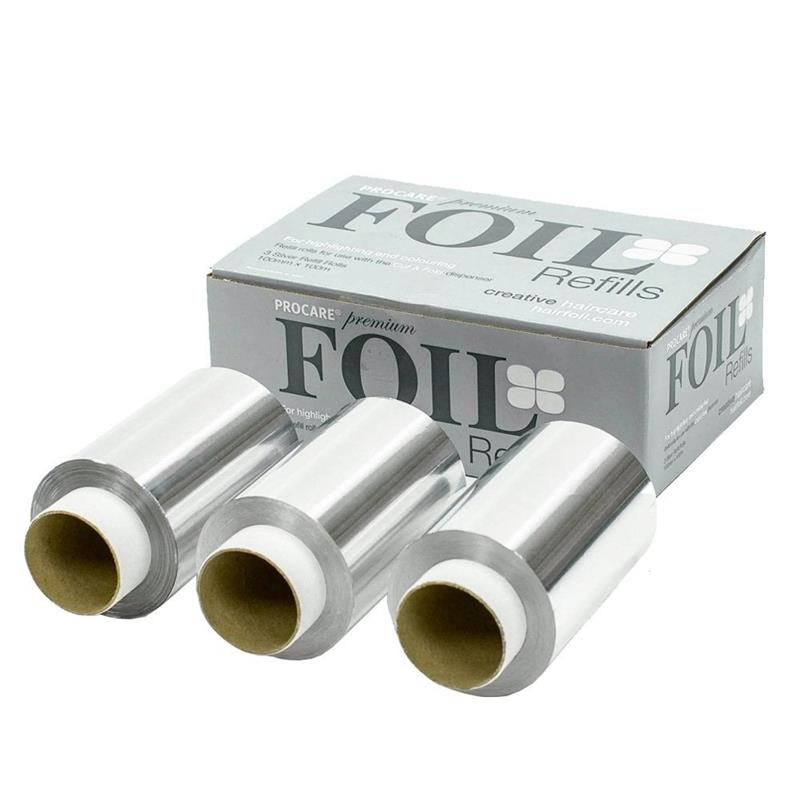 Foil 3 x 100mm Triple Refill Pack Image 1