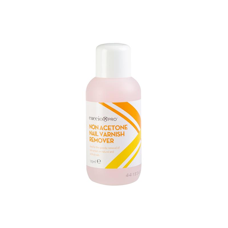 Non-Acetone Nail Varnish Remover 125ml Image 1