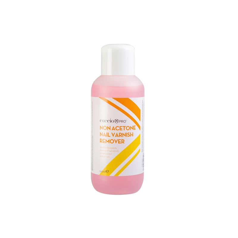 Non-Acetone Nail Varnish Remover 500ml Image 1