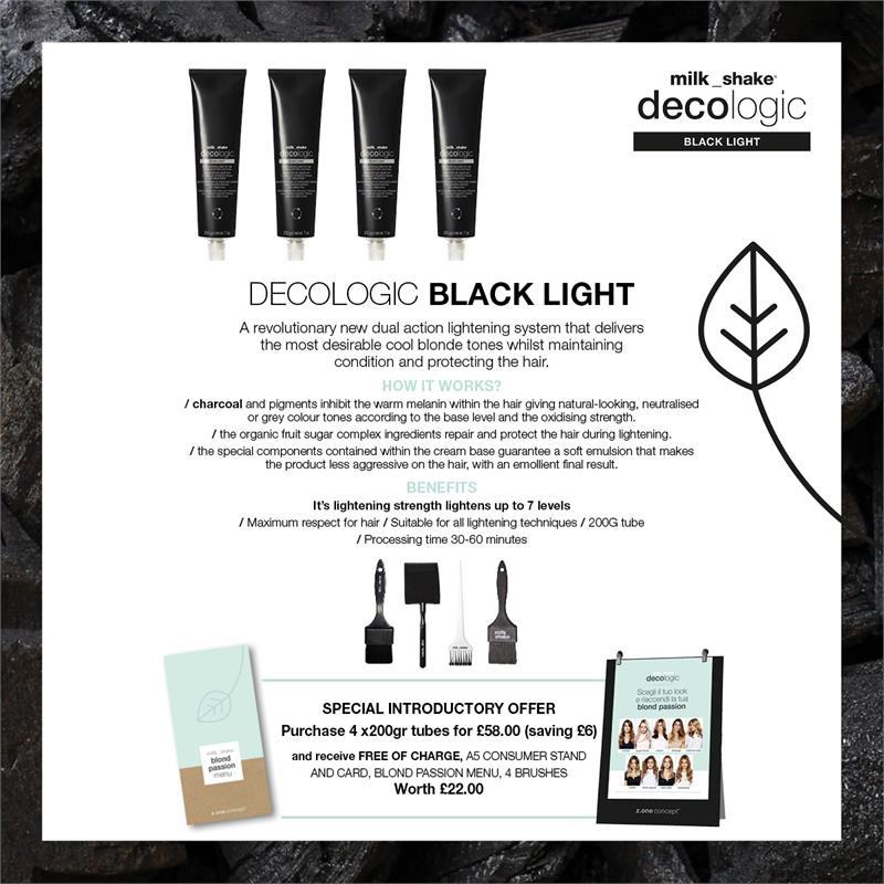 Milk_Shake Decologic Black Light Deal Image 1