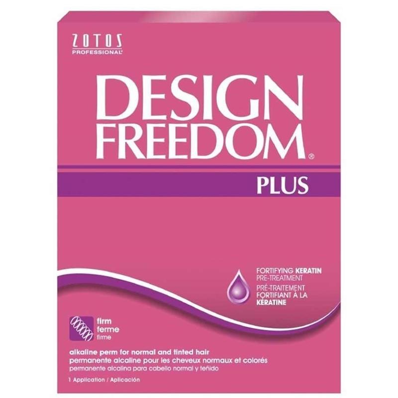 Zotos Design Freedom Plus Firm Perm Image 1
