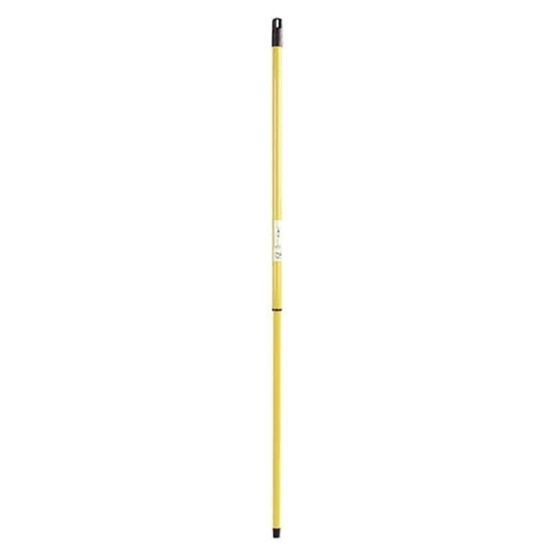 Yellow Telescopic Brush Handle Image 1