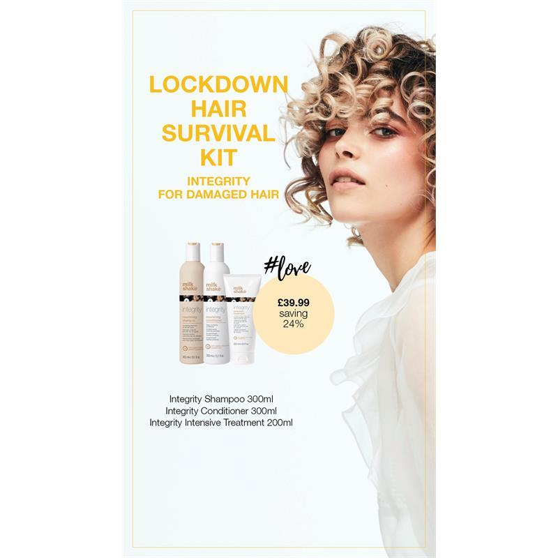 Milk_Shake Survival Kit for Damaged Hair Thumbnail Image 0