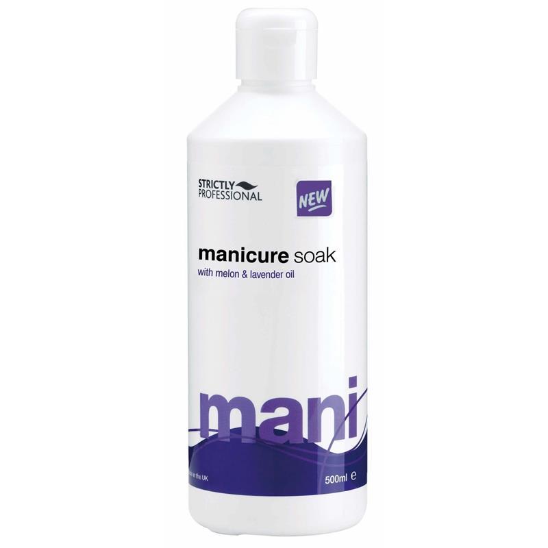 Manicure Soak 500ml Image 1