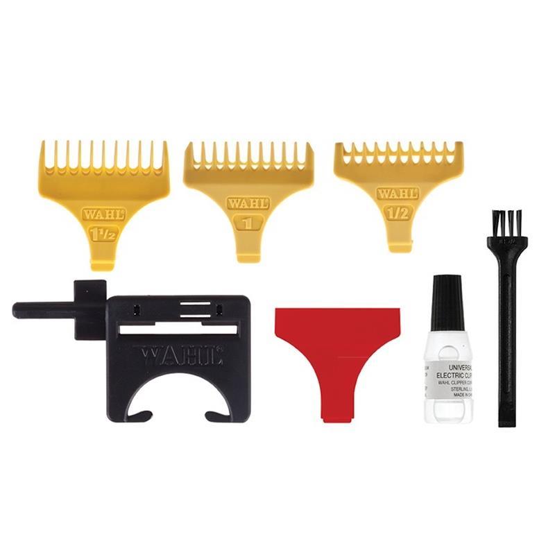 Black Plastic Trimmer Attachment Pack Image 1