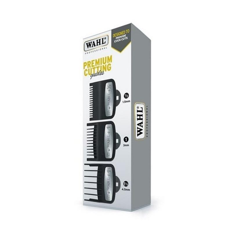 Wahl Premium Cutting Guides Image 1