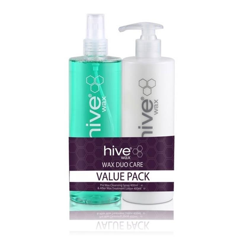 Pre Wax Cleansing Spray & After Wax Duo Thumbnail Image 1