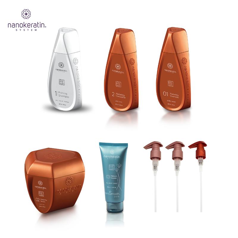 Nanokeratin Refortify Deal Image 1