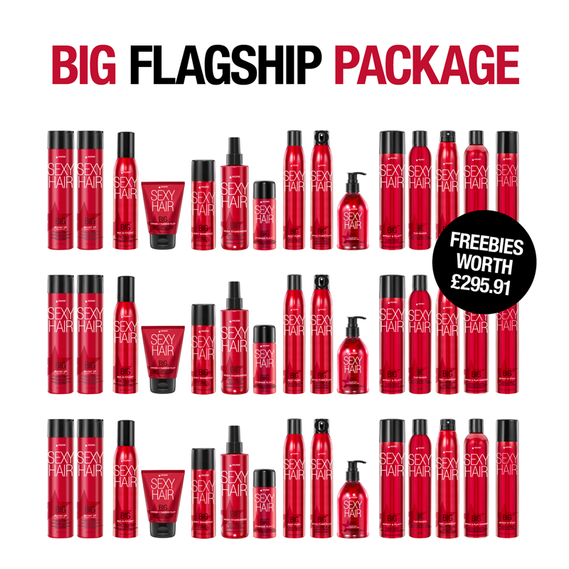 Sexy Hair New Packaging Flagship Deal Image 1