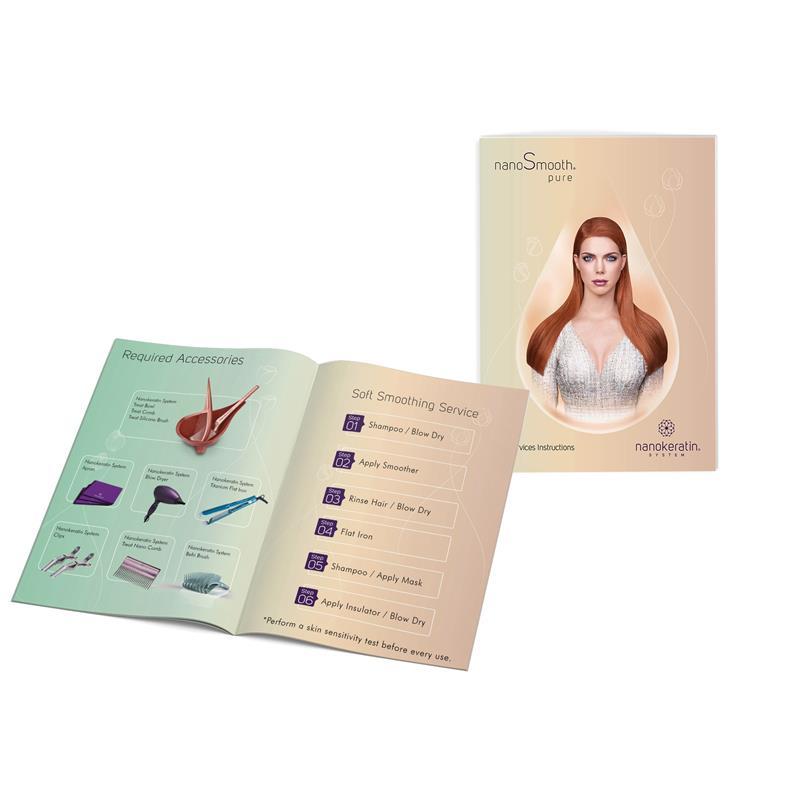 Nano System Step by Step Brochure Image 1