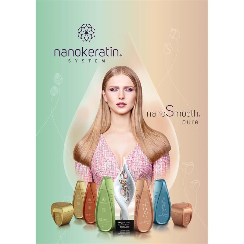 Nanokeratin NanoSmooth Pure Poster Thumbnail Image 0