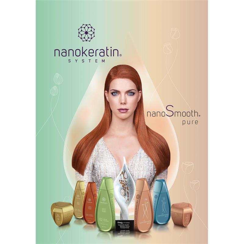 Nanokeratin NanoSmooth Pure Poster Thumbnail Image 1