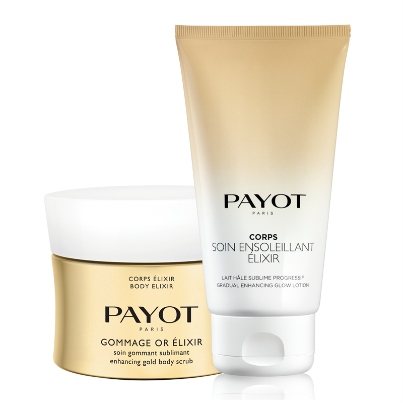 Payot Body Glow and Elixir Duo  Thumbnail Image 0