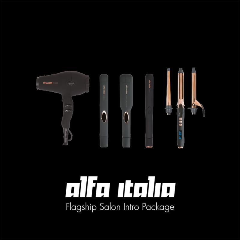 Alfa Italia Flagship Salon Intro Package Image 1