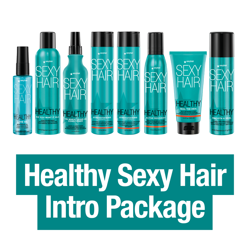 Healthy Sexy Hair Intro Package  Image 1
