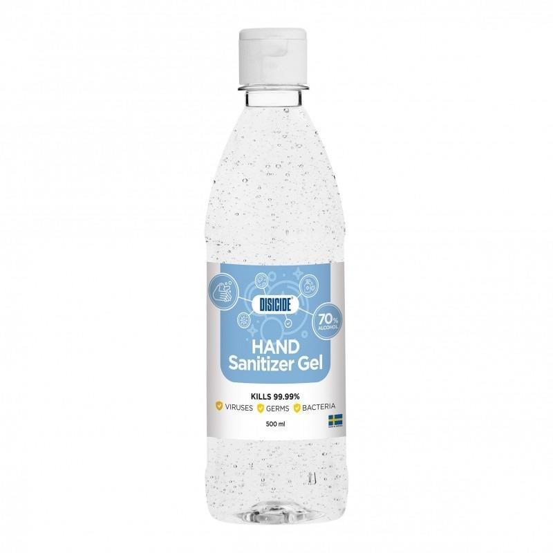 Disicide Hand Sanitizer 70% 500ml Image 1