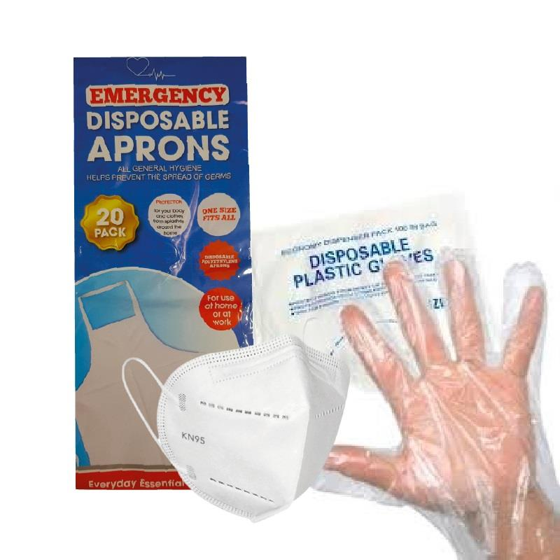 Spend £35 and Recieve Free PPE Image 1